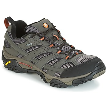 Shoes Men Low top trainers Merrell MOAB 2 GTX Grey