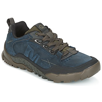 Shoes Men Hiking shoes Merrell ANNEX TRAK LOW Blue
