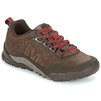 Shoes Men Hiking shoes Merrell ANNEX TRAK LOW Brown