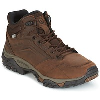 Shoes Men Hiking shoes Merrell MOAB VENTURE MID WTPF Brown