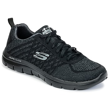 Shoes Men Fitness / Training Skechers FLEX ADVANTAGE 2.0 - Black