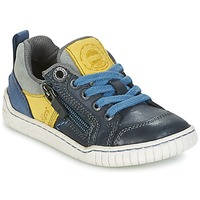 Shoes Boy Low top trainers Kickers WINCHESTER Grey