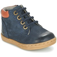 Shoes Boy Mid boots Kickers TACKLAND Marine