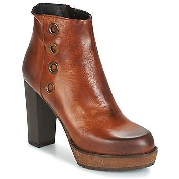 Shoes Women Ankle boots Sweet Lemon SEDRIA Brown