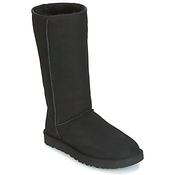 Shoes Women Boots UGG CLASSIC TALL II Black