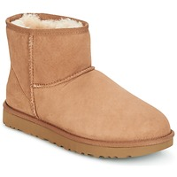 Shoes Women Mid boots UGG CLASSIC MINI II Brown
