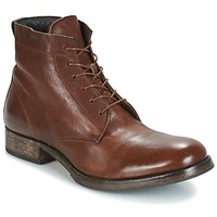 Shoes Men Mid boots Moma CUSNA COPPER Brown
