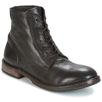 Shoes Men Mid boots Moma CUSNA T MORO Brown / Dark