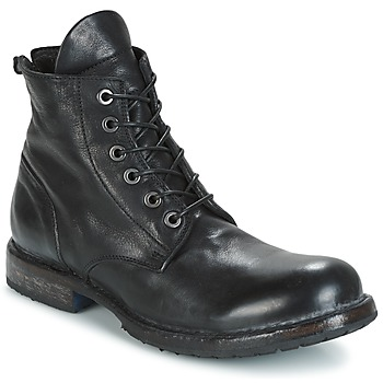 Shoes Men Mid boots Moma CUSNA NERO Black
