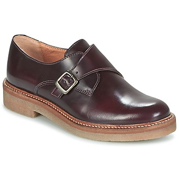 Shoes Women Derby shoes Kickers OXFORM Bordeaux