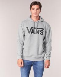 material Men sweaters Vans VANS CLASSIC PULLOVER HOODIE Grey