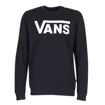 material Men sweaters Vans VANS CLASSIC CREW Black
