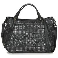 Bags Women Handbags Desigual BOLS_SANTA LUCIA SANDRA Black