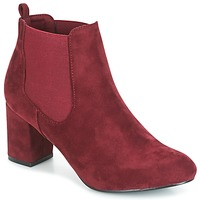 Shoes Women Mid boots Spot on MANIA BORDEAUX