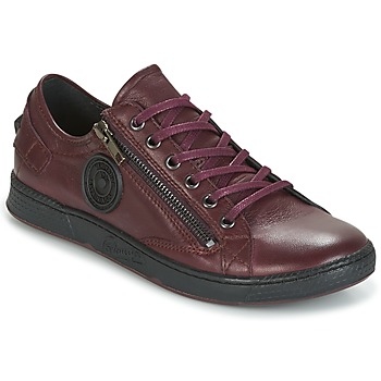 Shoes Women Low top trainers Pataugas JESTER Bordeaux