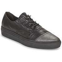 Shoes Women Low top trainers Pataugas YAK Black / Silver