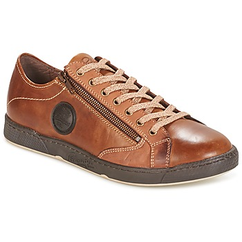 Shoes Men Low top trainers Pataugas JAY Camel