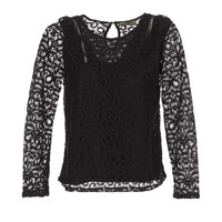 material Women Blouses Betty London HELO Black