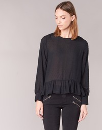 material Women Blouses Moony Mood HARMO Black