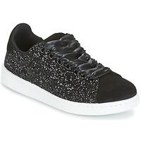 Shoes Women Low top trainers Yurban HELVINE Black