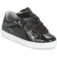 Shoes Women Low top trainers Yurban HOURIX Black