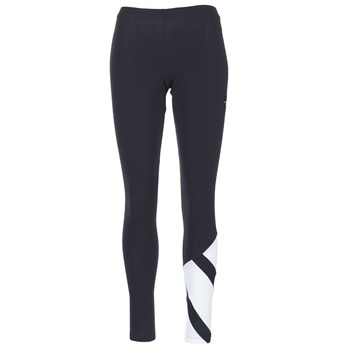 material Women leggings adidas Originals EQT LEGGINGS Black / White