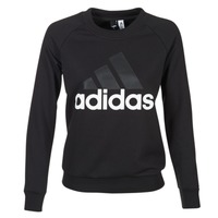 material Women sweaters adidas Performance ZSS LIN SWEAT Black