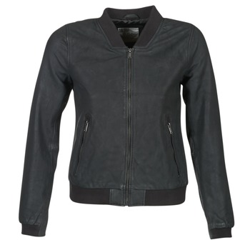 material Women Leather jackets / Imitation le Esprit MARDO Black