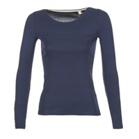 material Women Long sleeved shirts Esprit GIMUL MARINE