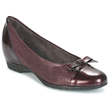 Shoes Women Ballerinas Pitillos 3614 Bordeaux