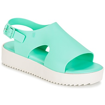 Shoes Women Sandals Melissa HOTNESS Green / White
