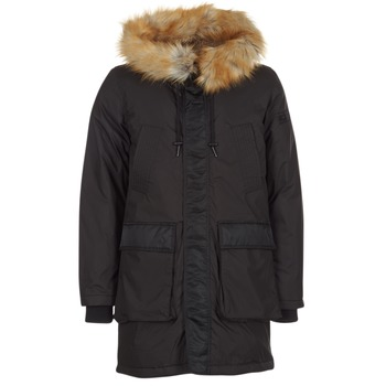 material Men Parkas Diesel FOLK Black