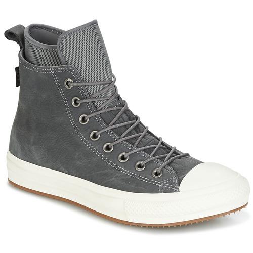 dae576ed49e0 Shoes Men High top trainers Converse CHUCK TAYLOR WP BOOT NUBUCK HI  MASON EGRET