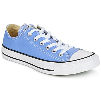 Shoes Low top trainers Converse CHUCK TAYLOR ALL STAR SEASONAL COLOR OX PIONEER BLUE Blue