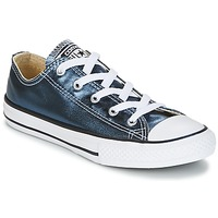 Shoes Girl Low top trainers Converse CHUCK TAYLOR ALL STAR Blue