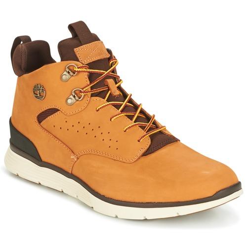 Shoes Men High top trainers Timberland KILLINGTON HIKER CHUKKA Camel