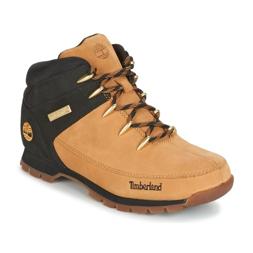 267d004d8ec Timberland EURO SPRINT HIKER Brown - Free delivery | Spartoo NET ...
