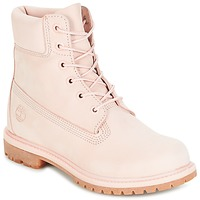 Shoes Women Mid boots Timberland 6IN PREMIUM BOOT - W Pink