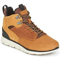 Shoes Children Mid boots Timberland KILLINGTON HIKER CHUKKA Beige