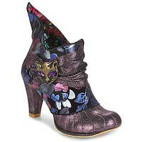 Shoes Women Low boots Irregular Choice MIAOW Violet