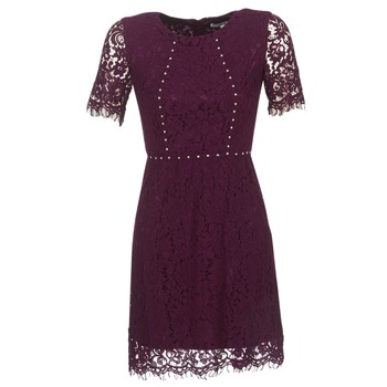 material Women Short Dresses Morgan ROUJEL Bordeaux