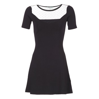 material Women Short Dresses Morgan RAYALI Black