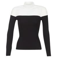 material Women jumpers Morgan MICO Black / White