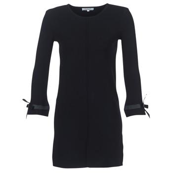material Women Short Dresses Morgan RPAULI Black
