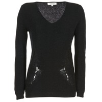 material Women jumpers Morgan MDAN Black