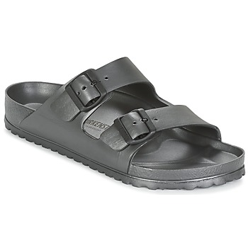 Shoes Men Mules Birkenstock ARIZONA EVA Grey