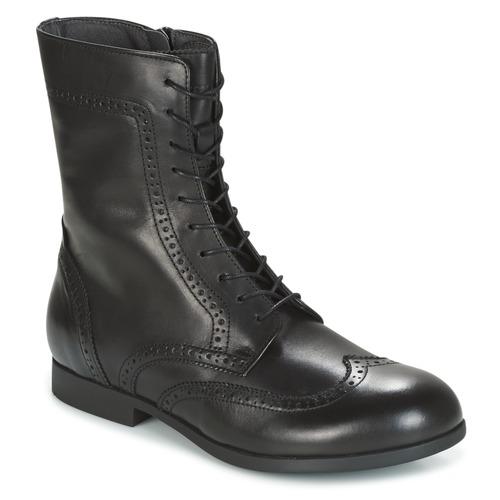 Shoes Women Mid boots Birkenstock LARAMI Black