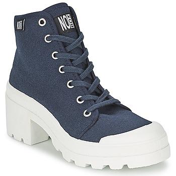 Shoes Women High top trainers No Box GALIA Marine