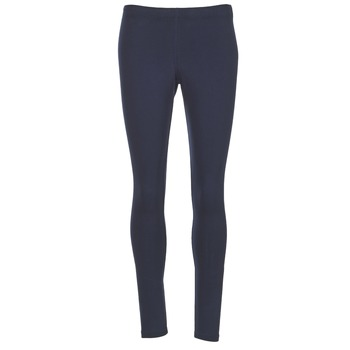 material Women leggings Nike LEG A SEE LOGO Blue