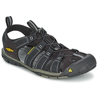 Shoes Men Sports sandals Keen MEN CLEARWATER CNX Black / Grey